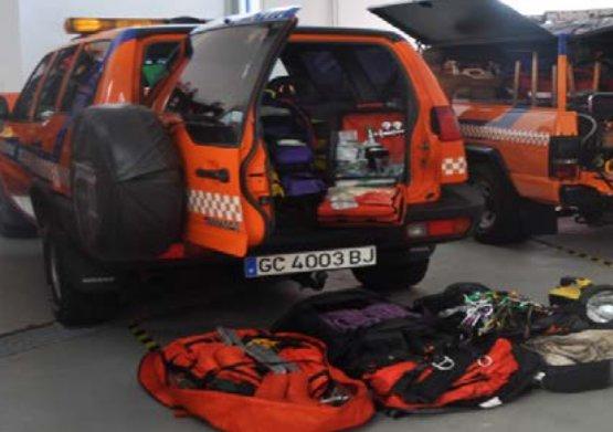 Logística Sanitaria en Emergencias.