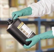 Actuación del profesional ante las lesiones por agentes químicos y biológicos.