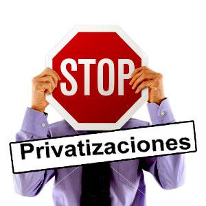 SACECO CONTRA LA PRIVATIZACIÓN DE LA SANIDAD