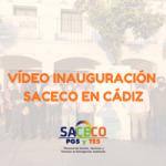 Vídeo Inauguración Sede de Cádiz